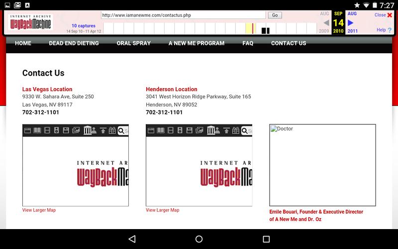 Sept. 14th 2010 screenshot