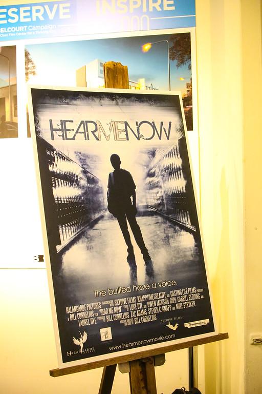 'Hear Me Now' Movie Premiere