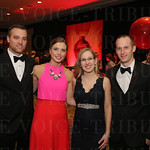 Jeremy Anderson, Sophia Coots, Bridget and William Pennington.