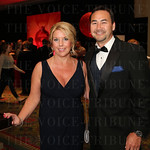 Kimberly Hicks and Member of the Board of Directors Andy Kim.