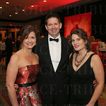 Heather Barnett, Sandy Nixon and Sascha Gordon.
