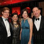 Ben and Burcum Keetin, and Sally and Tom McMahon.