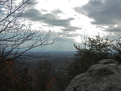 The View from the Western Overlook