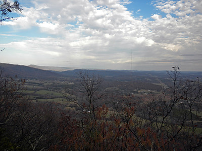 View from the Eastern Overlook