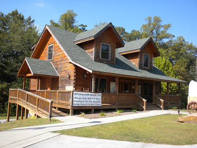 Big South Fork Visitor's Center