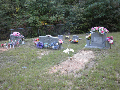 The Wilson Family Cemetery