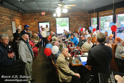 "Bill Owen Speaks at his ""All American Picnic"" Campaign Kick-Off"
