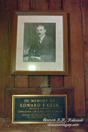 In Memory of Edward F. Geer