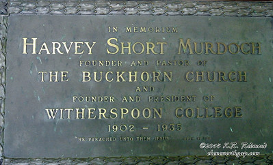 In Memorium: Harvey Short Murdoch