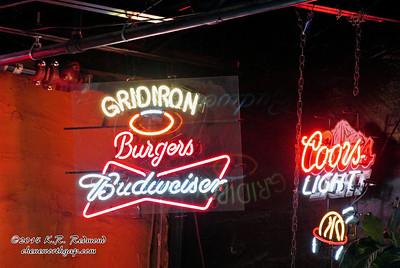 Gridiron Burgers