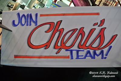 Join Cheri's Team