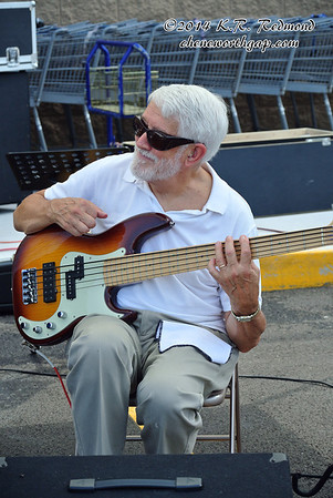 Wayne on Bass