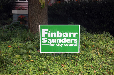 Finbarr Saunders for City Council