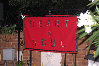 Heart & Soul Pool Party