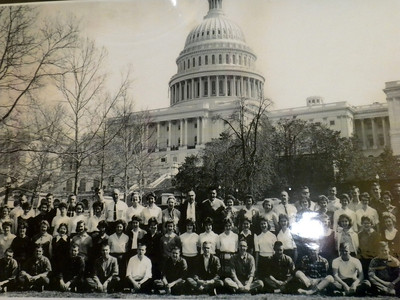 CHS Class of 1961 in Washinigton D. C.