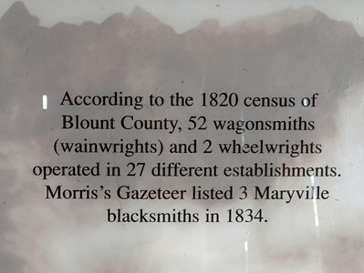 Wagonsmiths of Blount County, Tennessee