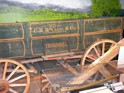 C. M. McClung Wagon