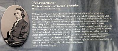 'Parson' Brownlow