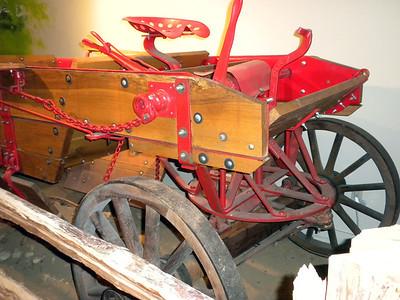 Studebaker Dump Wagon