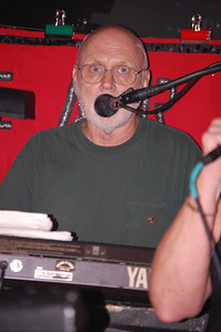 Lanny on Keyboards