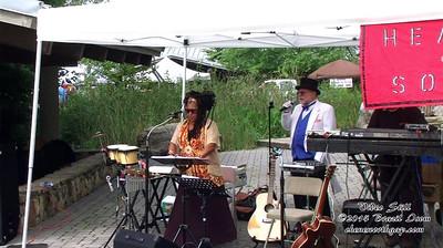 Heart & Soul at Ijams' Saturday South Celebration
