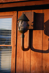 Welcoming Sconce