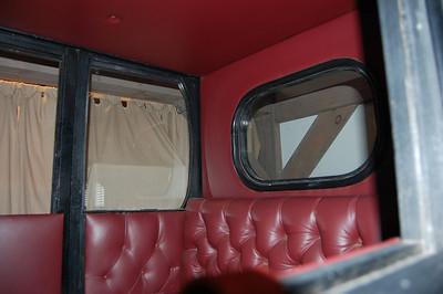 Buggy Interior