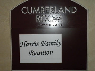 The Harris Reunion