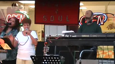 Mustang Sally (with Jeannie Howard)