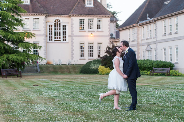 Daniel & Kate Brockencote Hall Wedding BLOG