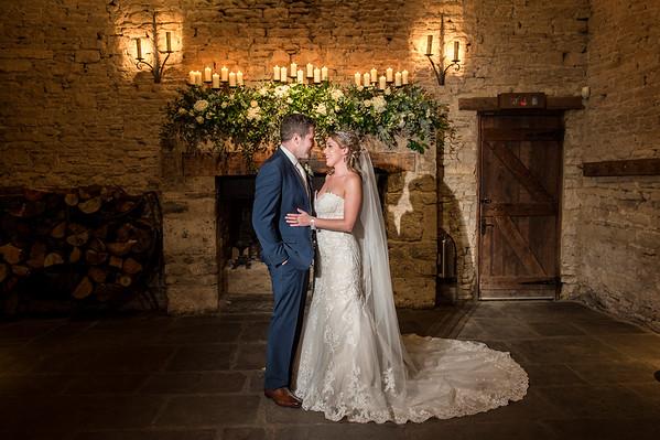 BLOG - Heather & Sean Wedding at Cripps Barn - Cotswolds