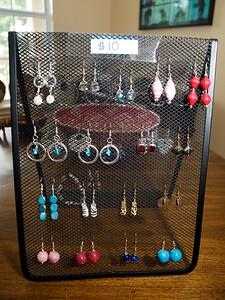Earrings for $10