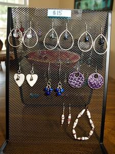 Earrings for $15