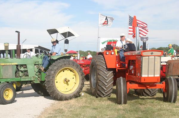 Tractors -- Miscellaneous