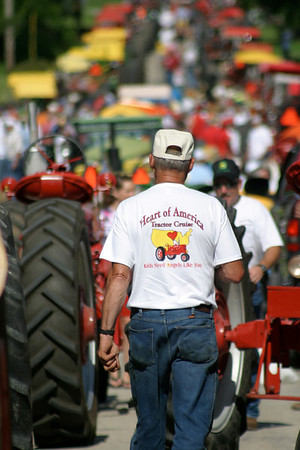 Heart of America Tractor Cruise