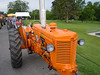 Mineapolis Moline : MM tractors at the cruise!