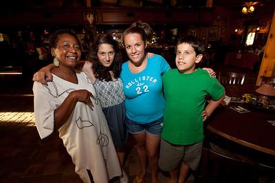 Lisa Hojara Birthday Haiti fundraiser