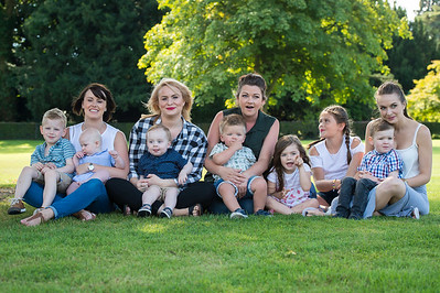 Lara Meredith & Family