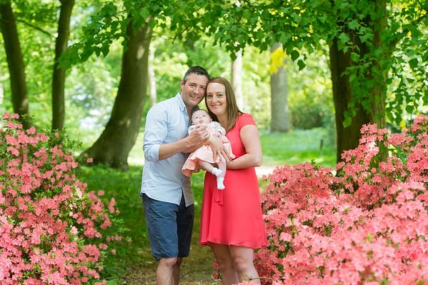 Anna & Ian's  Wedding Pre-shoot at Arley Arboretum