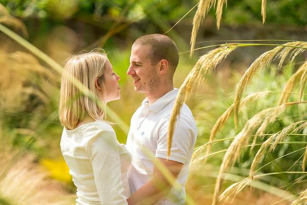 Jessica & Richard Preshoot Pre-shoot  Arley Arboretumn