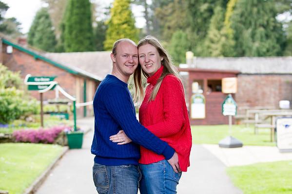 Katie & Henry Preshoot