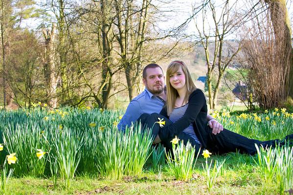Vicky & Jonathan Preshoot
