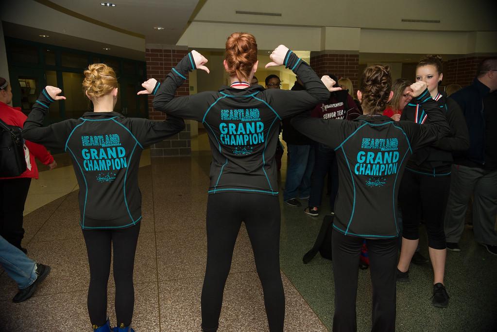 SCHS Dance Nationals 2015