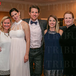Allie Schaber, Lauren Miller, Shawn Adams, Sarah Williams and Lisa Tobe.