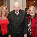 Carrie Orman, John Harralson and Lou Ellen Williams.