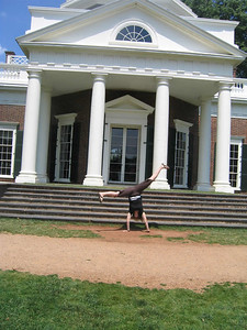 Heather Fry - Monticello, Charlottesville, Virginia