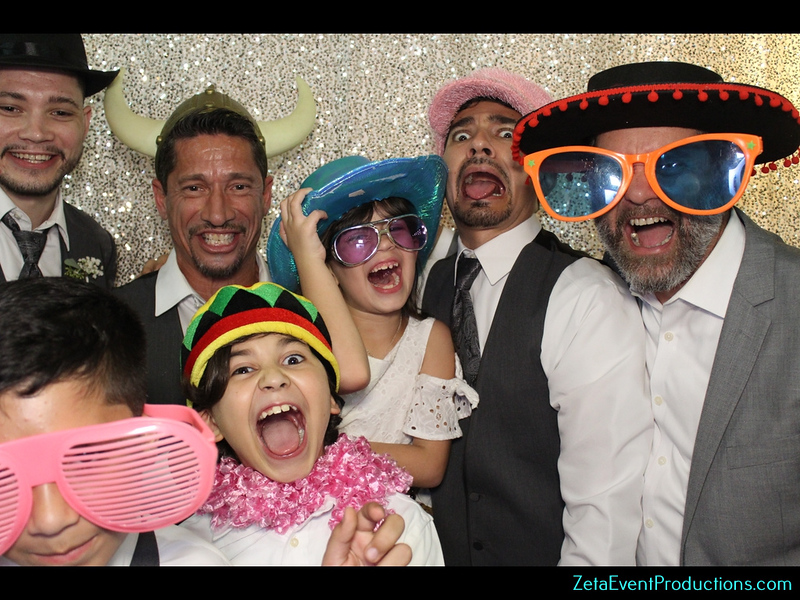 Photo Booth Pictures from Heather & Marcelo Wedding