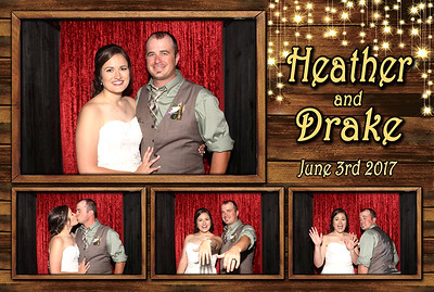 Heather and Drake's Wedding