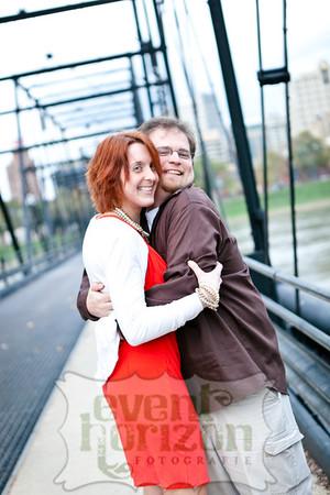 Heather and Kurtis