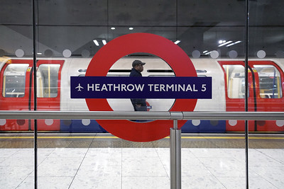 Heathrow Terminal 5 Station